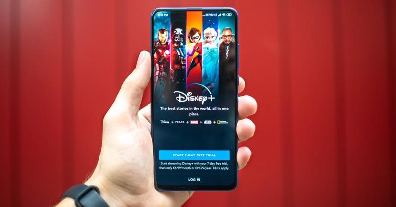 Disney Plus phone app, movies with faith-based themes on Disney plus