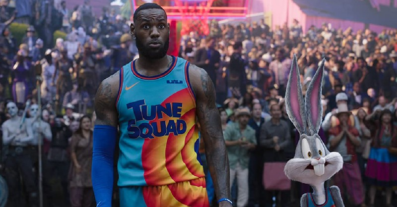 LeBron James and Bugs Bunny in Space Jams 2, Things parents should know about Bugs Bunny 2