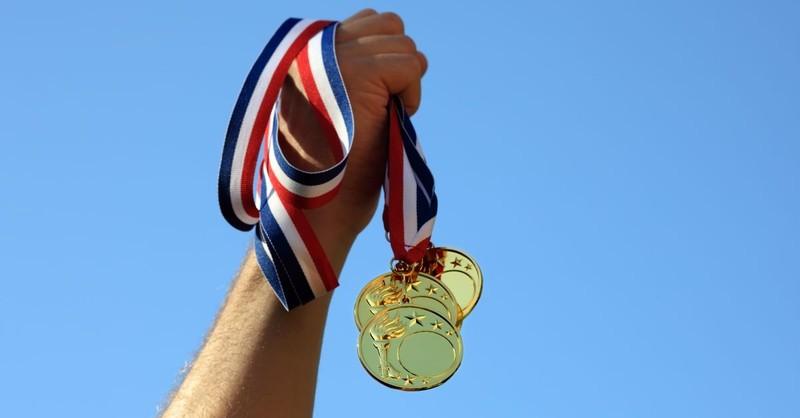gold medals champion olympics winner sports