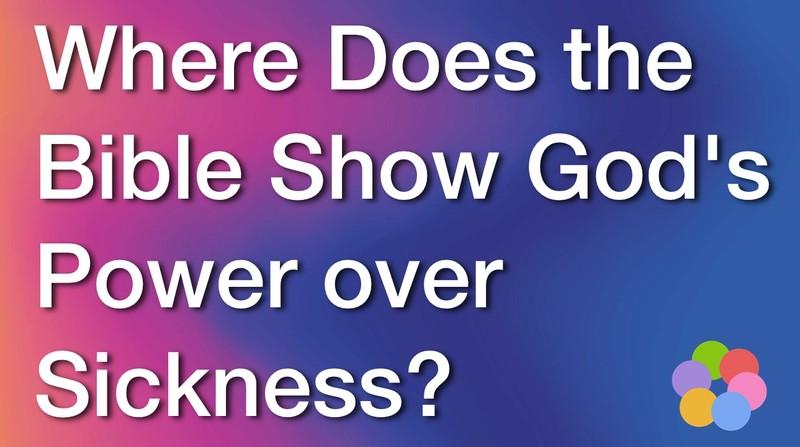 power over sickness, ibelieve devotional for women