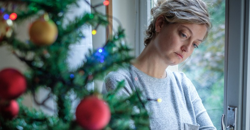 A Prayer for Families Going through Divorce This Christmas