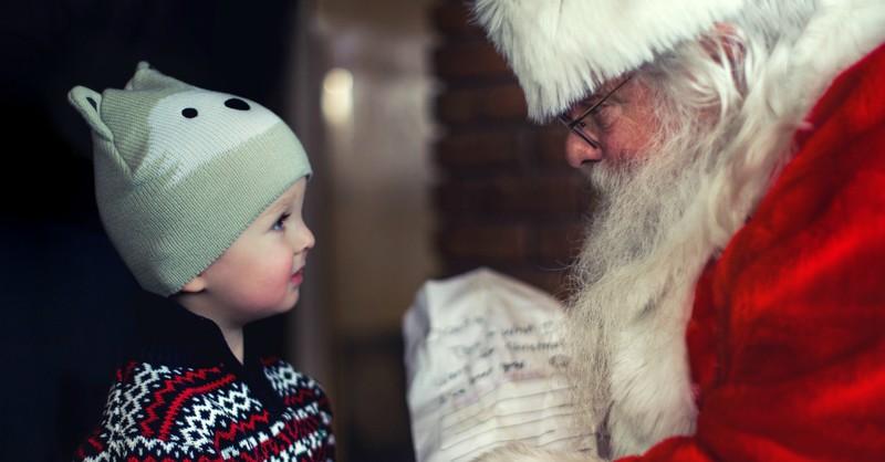 5 Reasons to Just Say 'No' to Santa