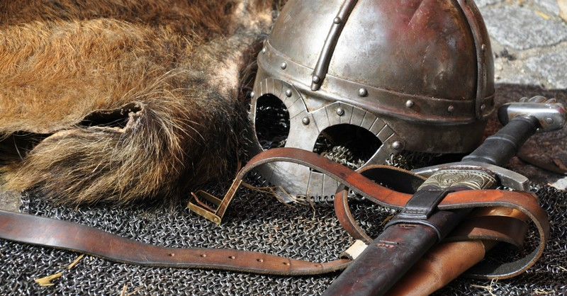 What Is a 'Helmet of Salvation' in Spiritual Armor?