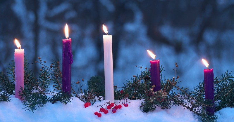 advent candle colors