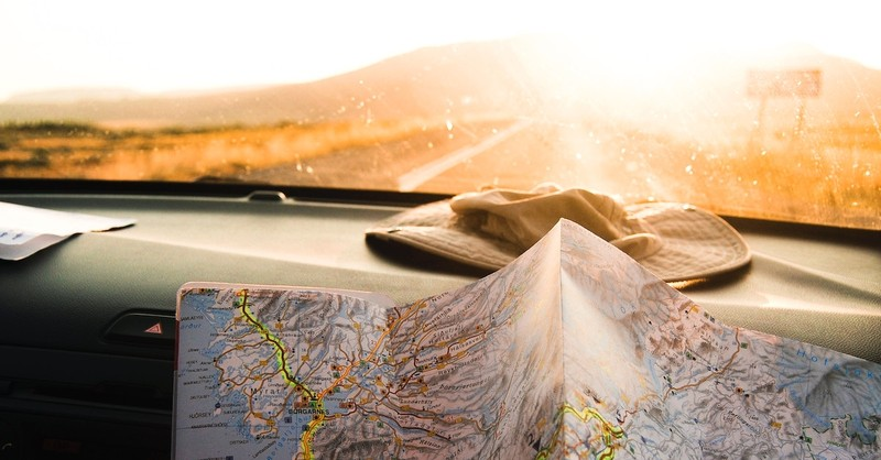 7 Verses for Going Somewhere New