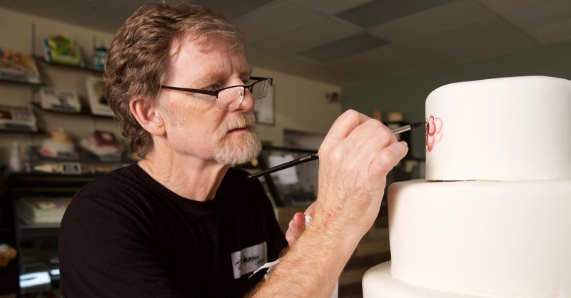 Court Fines Masterpiece Cakeshop for Declining to Bake a Gender Transition Cake