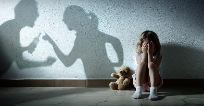 A Prayer of Hope for a Broken Home