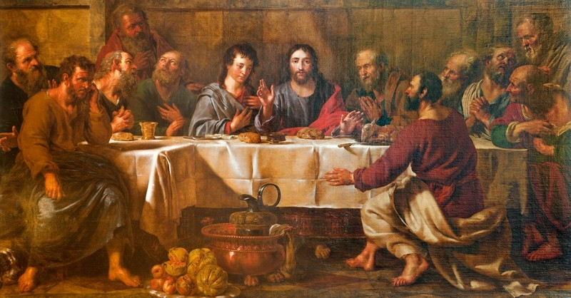 Jesus and the disciples at the last supper, who is bartholomew