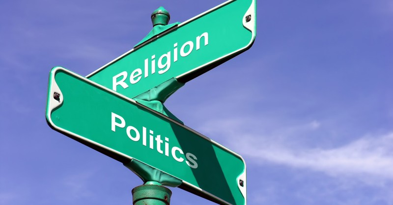 Road sign, liberation theology
