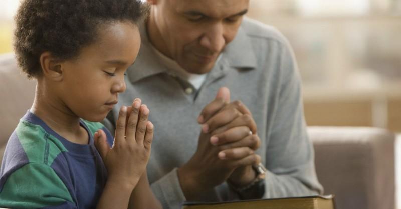 3. Praying Together: