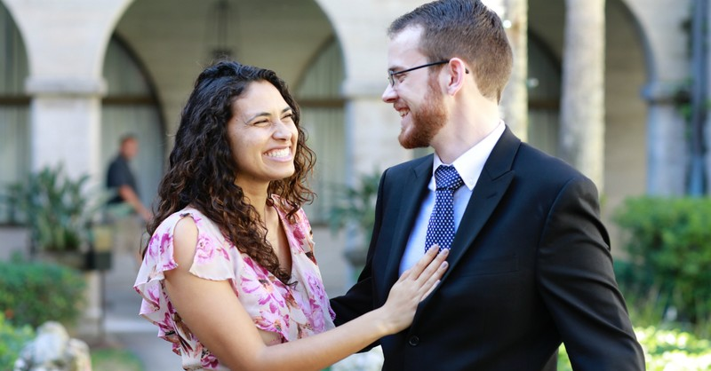 4 Reasons Why You Should Go to the Same Church as Your Fiancé