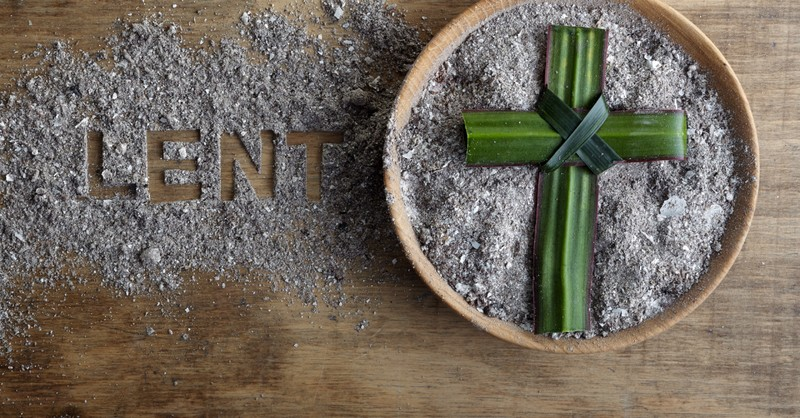 4 Beautiful Lessons in the Ashes and Fasting of Lent
