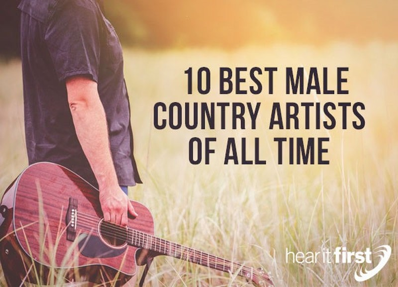 10 Best Male Country Artists Of All Time