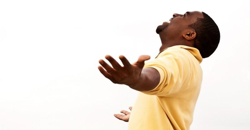 prayer for awakening america black man worship