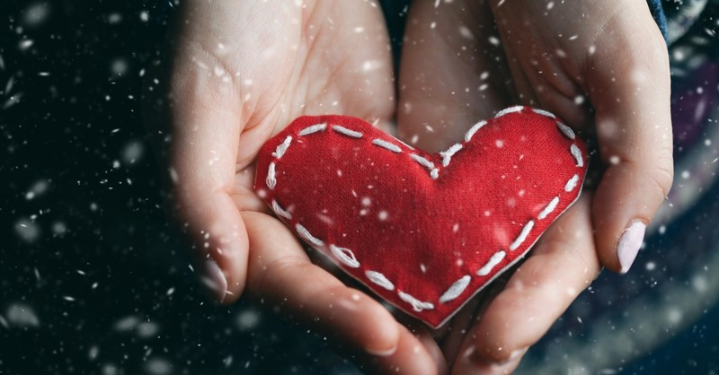 Use Valentine's Day To Teach God's Love