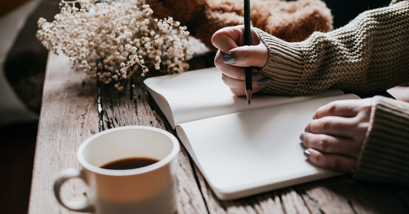 6 Ways to Keep a Prayer Journal This Year
