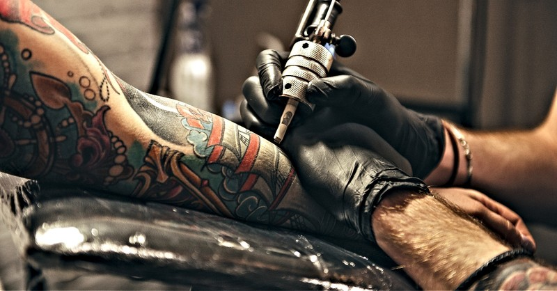 tattoos on the arm