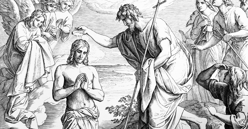 5 Reasons Jesus Submitted to Baptism