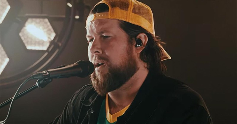 'There Was Jesus' Live Performance from Zach Williams