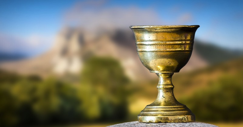 let this cup pass from me prayer in garden