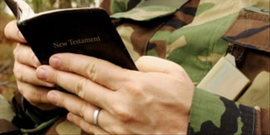 Soldiers' Bibles Exhibit a Walk Through American History
