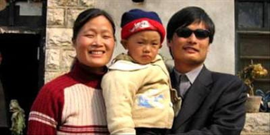 Telling the Whole Story: The Flight of Chen Guangcheng