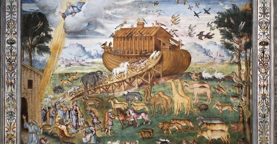 Massive Noah's Ark Replica to be Completed in 2016