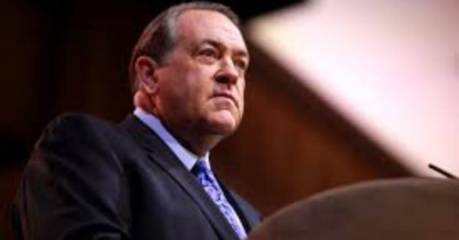 Mike Huckabee Questions God's Blessing of America Due to Abortion