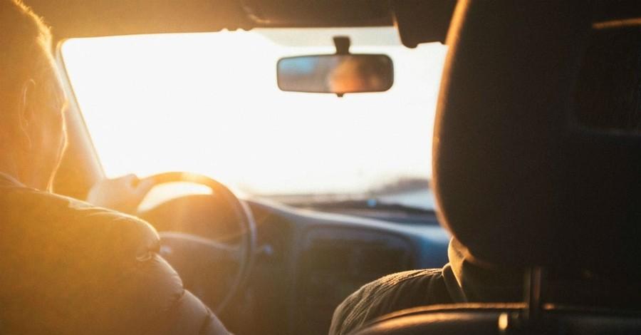 prayer for family time in car