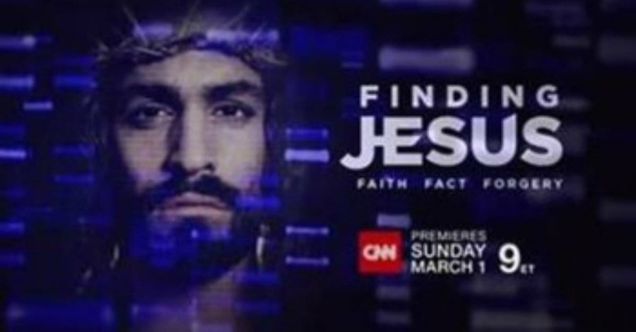 CNN to Release New Finding Jesus Miniseries