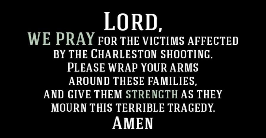 9 Killed in Horrific South Carolina Church Shooting
