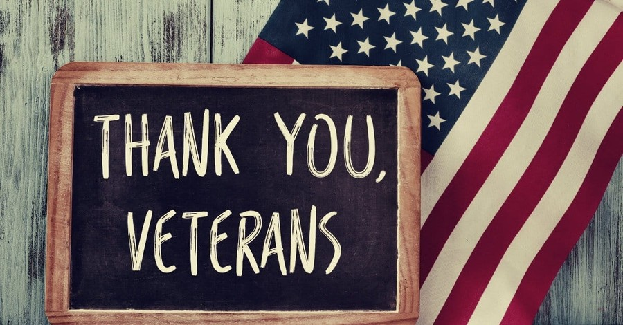 'Thank You for Your Service': A Veterans Day Memory