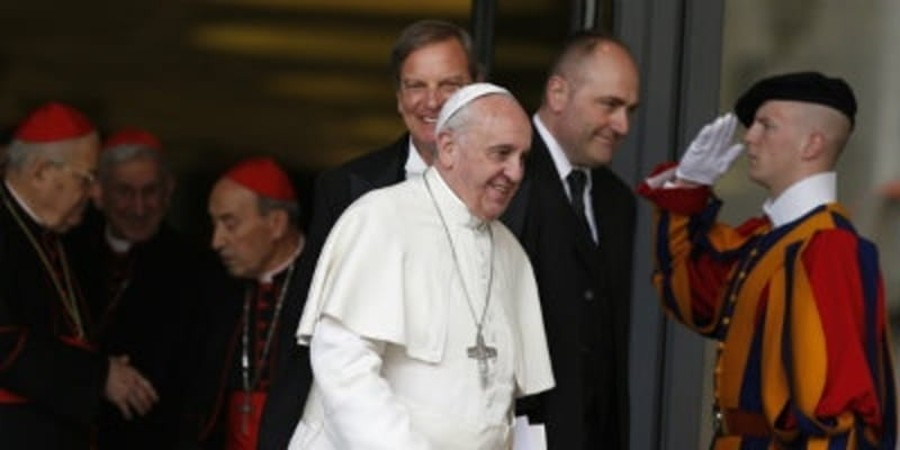 7 Lessons from the Vatican's Wild and Crazy Synod on the Family