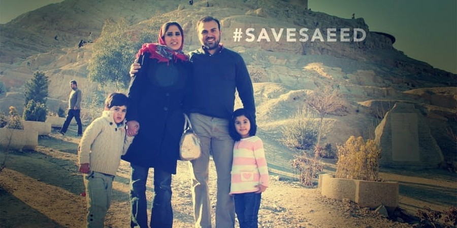Naghmeh Abedini: Saeed Refuses to Deny Christ