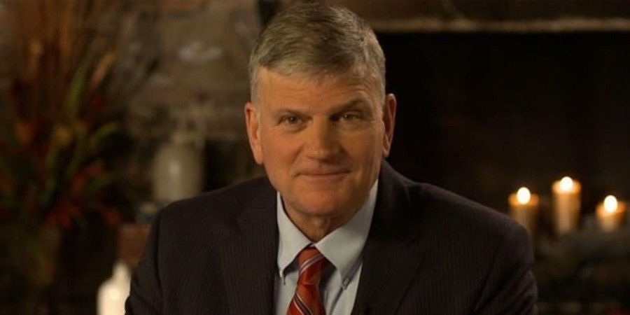 Franklin Graham: God Will Judge President Obama