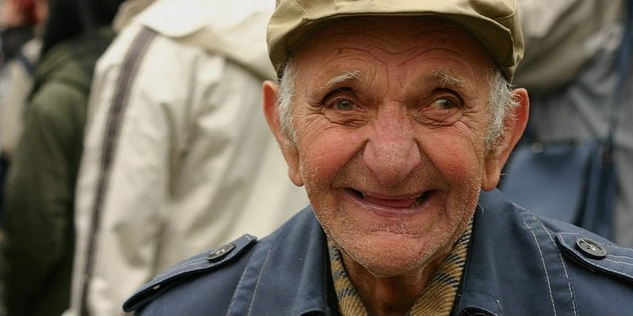 104-Year-Old Man Hasn't Used Soap in 50 Years