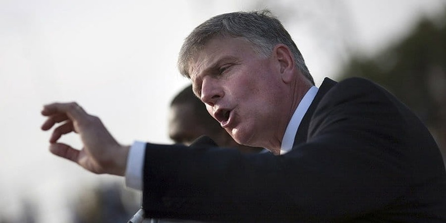 Franklin Graham Accuses Senate of Hypocrisy