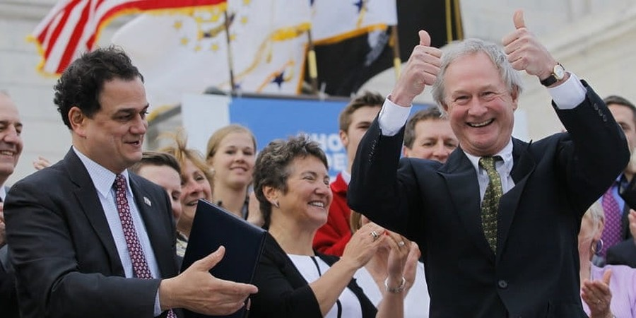 5 Things Christians Should Know about Lincoln Chafee's Faith