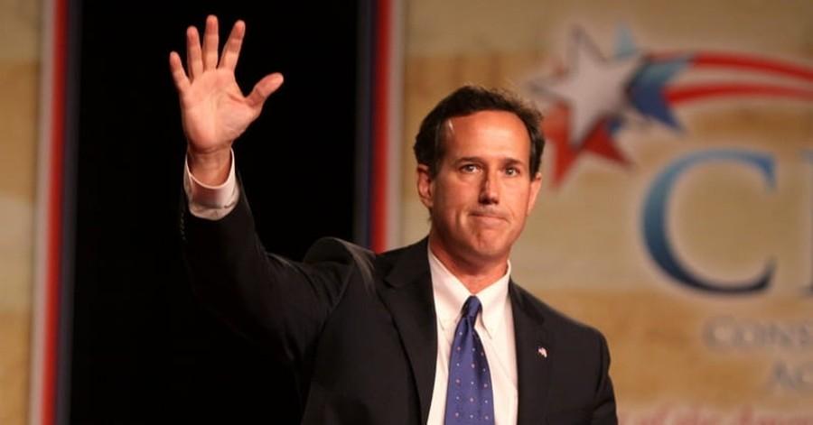 Rick Santorum Says He Would Welcome Caitlyn Jenner's Endorsement