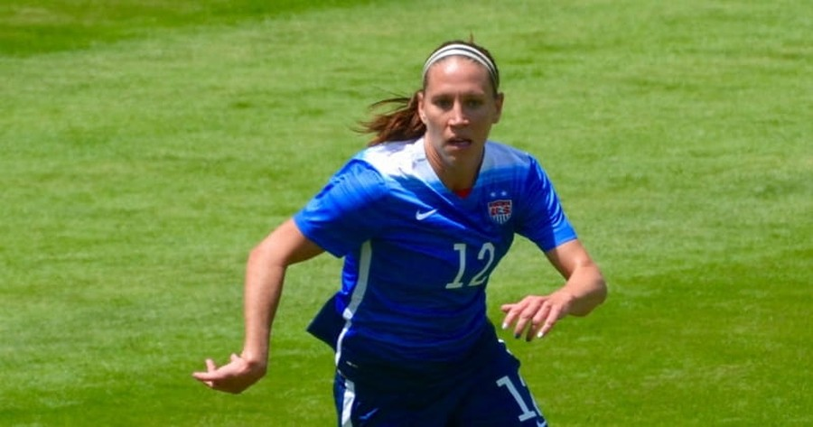 Women's World Cup Star Hopes Fans Recognize Love for Christ