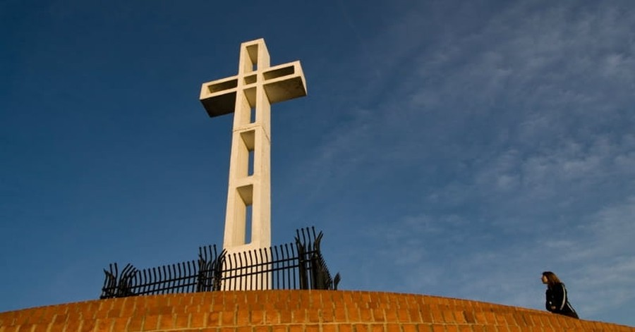 Tallest Cross in Western Hemisphere to be Built in Texas