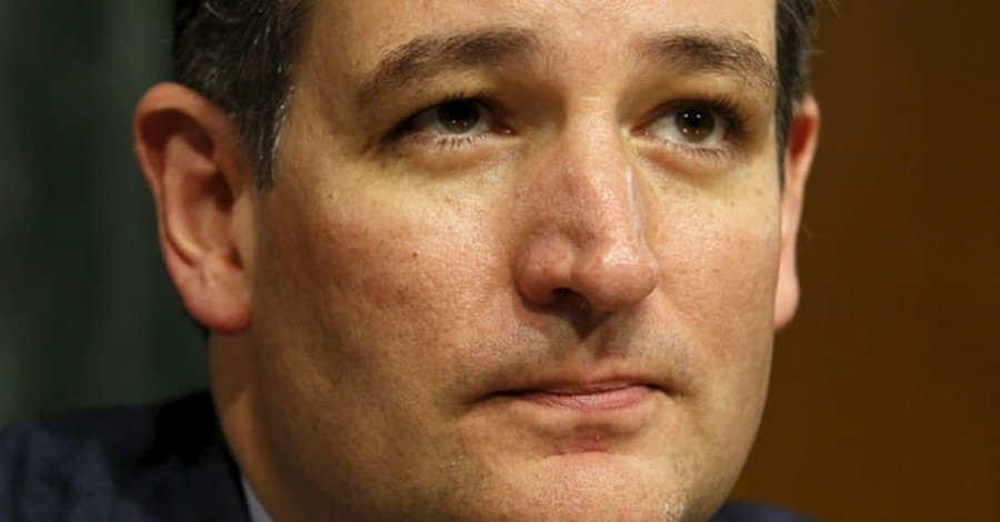 Ted Cruz Vows to Filibuster an Obama Supreme Court Appointee to Replace Justice Scalia