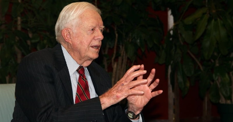 Jimmy Carter's Church Flooded with Those Who Want to Attend Former President's Bible Classes
