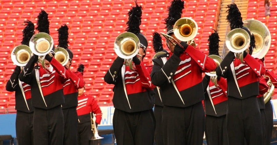 Alabama High School Marching Band Refuses to Stop Playing Christian Music