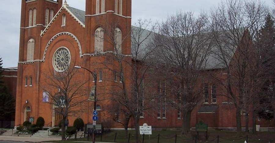 Writer Takes Issue with Scandalous Church Sign Claiming Jesus Had Two Dads