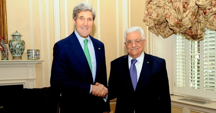 Palestinian Authority: Israel to Blame for Paris Terrorist Attacks