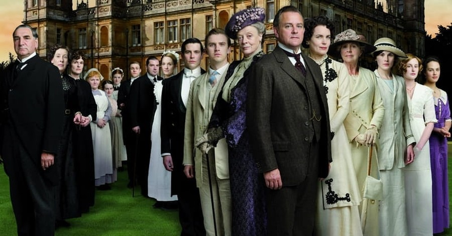 Religion Banned from 'Downton Abbey'