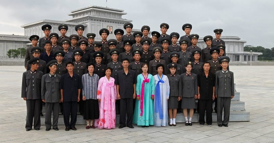 North Korea's Kim Jung-un Forces Citizens to Celebrate Grandmother's Birthday in Place of Christ's Birth