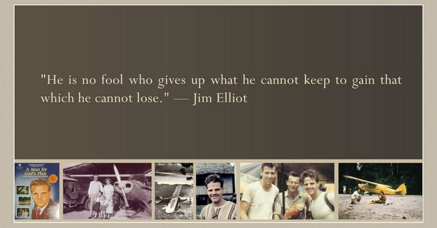 John Piper on 60th Anniversary of Jim Elliot's Death: 'No One Can Frustrate the Designs of God'