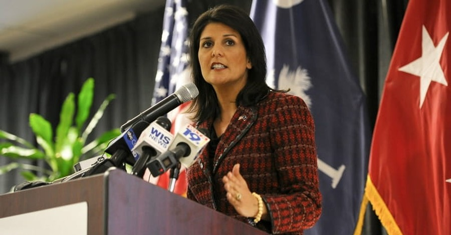 South Carolina Governor Nikki Haley Responds to Obama's State of the Union Address